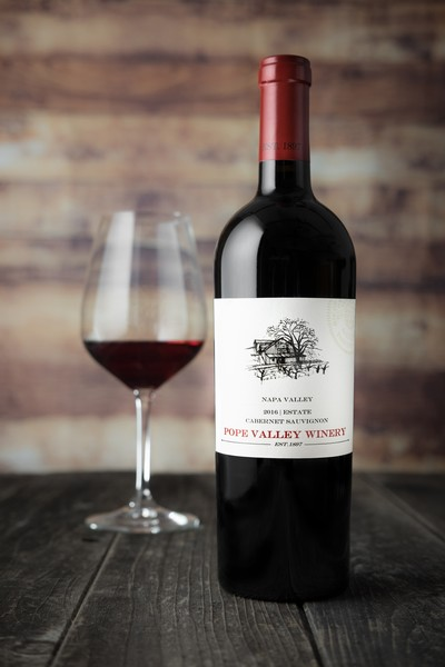 Pope Valley Winery LLC - Products - 2016 Estate Cabernet Sauvignon