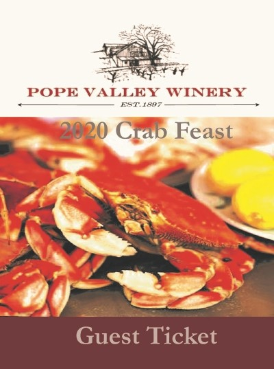 2020 Crab Feast Guest Ticket