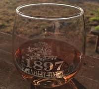 Stemless PVW Glass